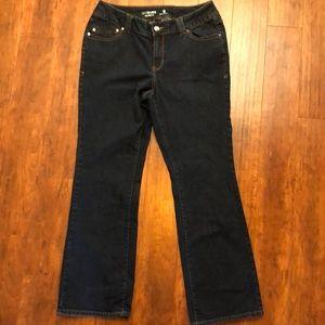 Lane Bryant Slim Boot cut jeans